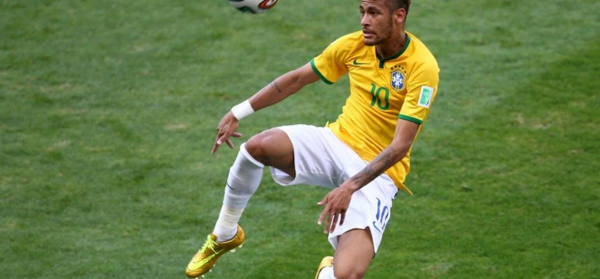 Amikor Neymar a kispadon találja magát