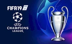 FIFA 19: innentől a Bajnokok Ligájában is tesztelhetjük magunkat
