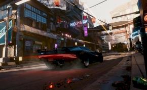 Hihetetlenül jó játék lesz a Cyberpunk 2077