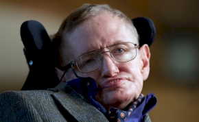 A lehető legméltóbb módon búcsúztak Stephen Hawkingtól
