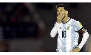 Messi még a büntetőt is kihagyta, döntetlen Izland ellen