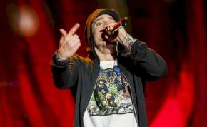Eminem túl lőtt a célon – szó szerint