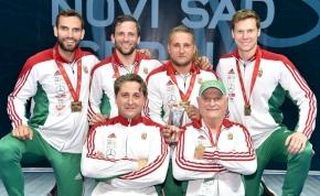 27 év után Európa-bajnokok Szilágyi Áronék