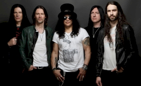 Új albummal támad Slash ft. Myles Kennedy And The Conspirators