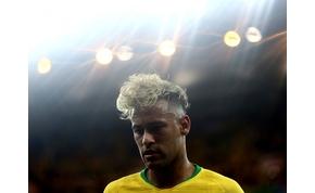 Zokogó Neymar, nehézkes brazil győzelem