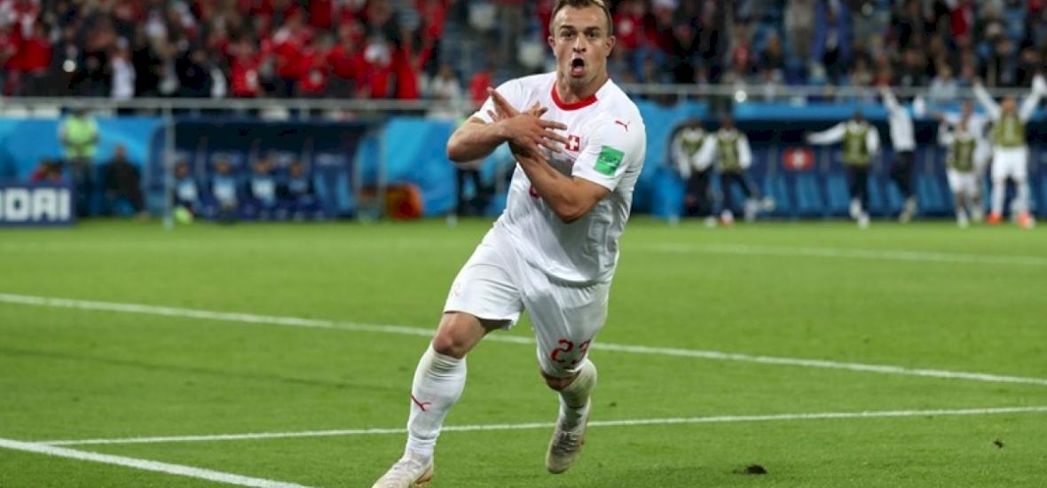 A svájci albánok fordították meg a meccset Szerbia ellen