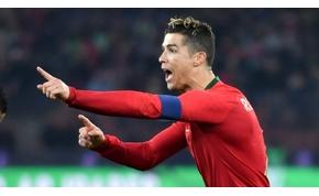 Őrült végjáték: az utolsó pillanatban majdnem kiestek Cristiano Ronaldóék