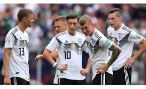 Döbbenet, Németország csoportutolsóként búcsúzott