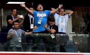 Maradona teljesen kitisztult! Vagy mégsem?