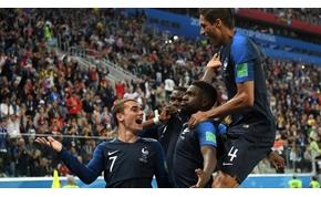 Tizenkét év után újra vb-döntőben a franciák