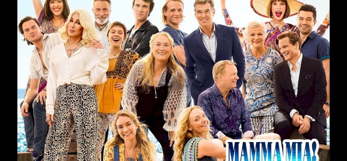 Megjelent a Mamma Mia! második részének filmzenéje