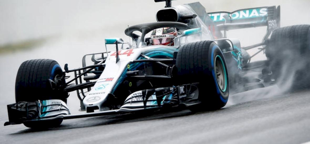 Micsoda száguldás: Hamilton a 14. helyről nyert Hockenheimben