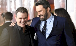 Matt Damon és Ben Affleck újra összefog