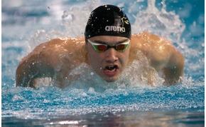 Milák Kristóf űrsebességgel úszott, Európa-bajnok