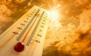 A nyár legmelegebb hete: el fogunk olvadni!
