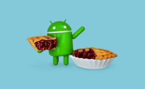 Megérkezett az Android 9