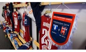Bajnokok Ligája: remek eredményt ért el a MOL Vidi FC
