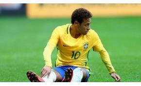 Neymar megítélésének nem tett jót a földön fetrengés