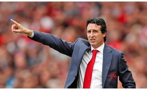 Játékosait kritizálja az Arsenal edzője