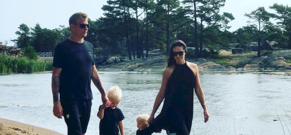 Szegénység, dezertálás, bulizás – megjelent Räikkönen könyve