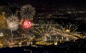 Ha lemaradt a budapesti tűzijátékról, akkor nálunk újranézheti!