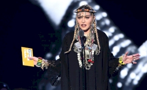 Madonna megint felbosszantott egy csomó embert