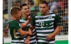Rebrov becserélte Bödét, aki megnyerte a meccset a Ferencvárosnak