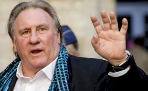 Nemi erőszakkal vádolják Gerard Depardieu-t