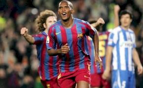 Csodálatos dolgot tett a Barcelona korábbi sztárja