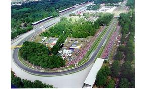 Forma-1: pokolian szoros volt, de Ferrari első sor Monzában