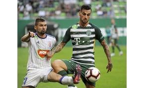 Nagy csata, négy gól a Fradi–Vidi-rangadón