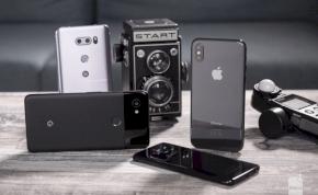A nyolc legjobb kamera-funkciókkal rendelkező telefon