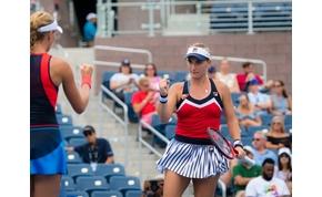 Drámai meccs: Babos Tímeáéknak nem sikerült megnyerniük a US Open-t