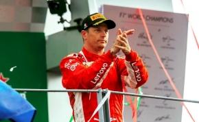 Álmunkban sem gondoltuk volna, hogy melyik csapatnál folytatja Kimi Räikkönen