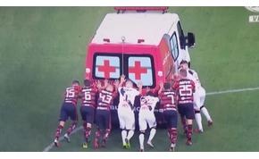 """""""Szánalmas volt"""" – tragikomikus jelenetet láthattak a nézők a mérkőzésen"""