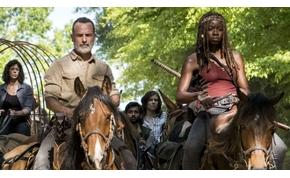 Alaposan felkészültek Rick búcsújára a The Walking Deadben