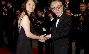 Megtörte a csendet Woody Allen felesége, nagy visszhangja lett