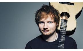 Ed Sheeran lett a 2019-es Sziget első húzóneve
