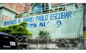 Lakat alá került Pablo Escobar múzeuma