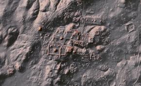 Újabb ősi maja területeket fedeztek fel Guatemalában