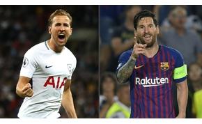 A Barcelona négy gólt rúgva is megszenvedett Londonban