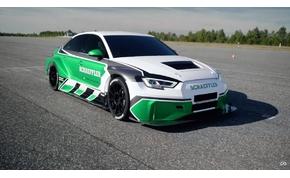 Egy elektromos Audi döntötte meg a tolatás világrekordját - videó!