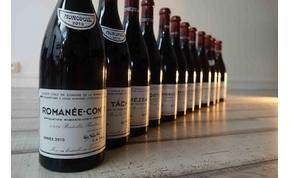 Elképesztő összeg: elkelt a világ legdrágább bora
