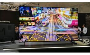 Már itthon is kapható a Samsung 8K-s tévéje