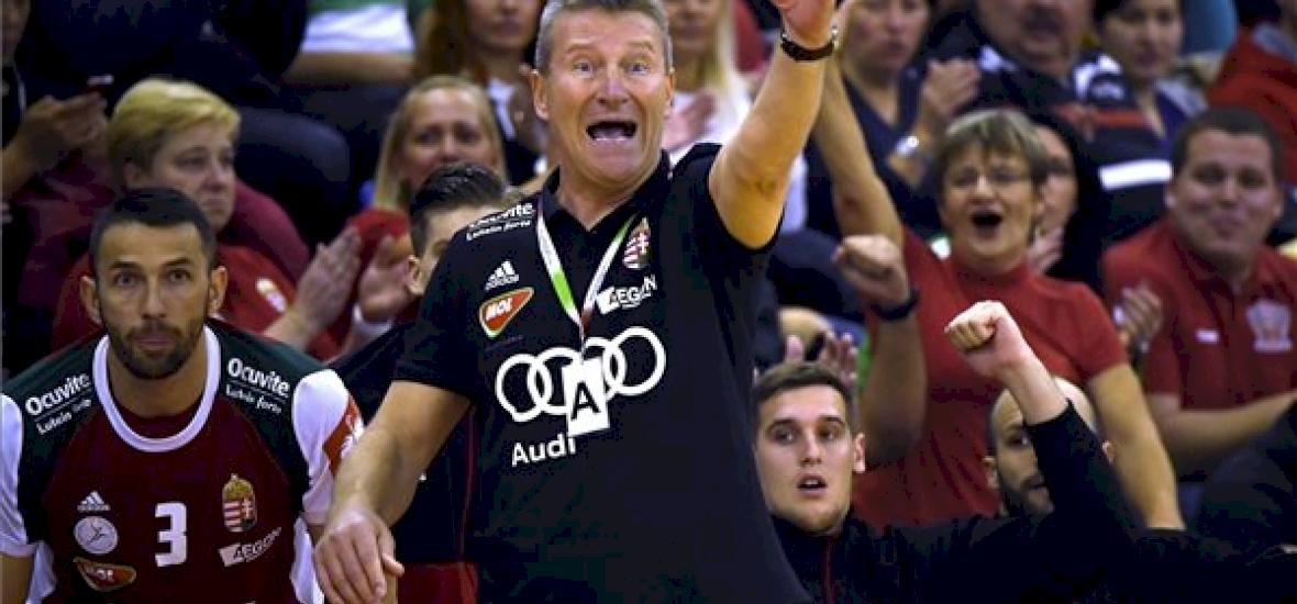 Nem okozott gondot Szlovákia a magyar férfi kézilabda-válogatottnak