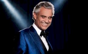 Klasszikus a javából: új album érkezett Andrea Bocellitől