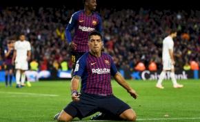 Messi nélkül alázta a Realt a Barca