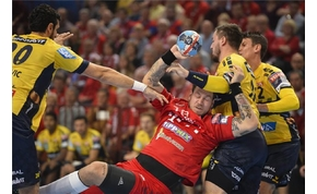 Nüansznyi dolgok döntöttek a Telekom Veszprém BL-meccsén