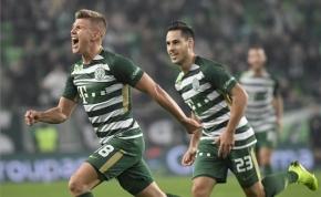 A Ferencváros magabiztosan nyerte az örökrangadót