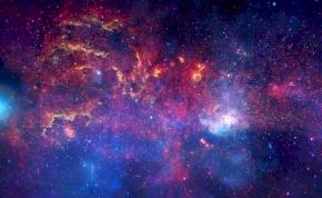 Videón nézhetjük meg a galaxisunk szívében tátongó fekete lyukat